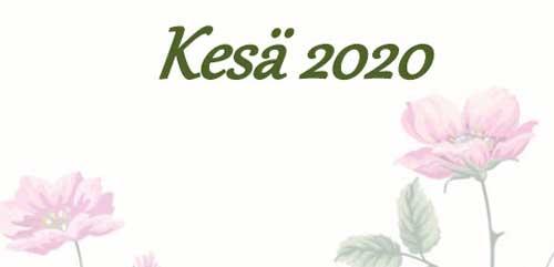 feeling Kesä 2020